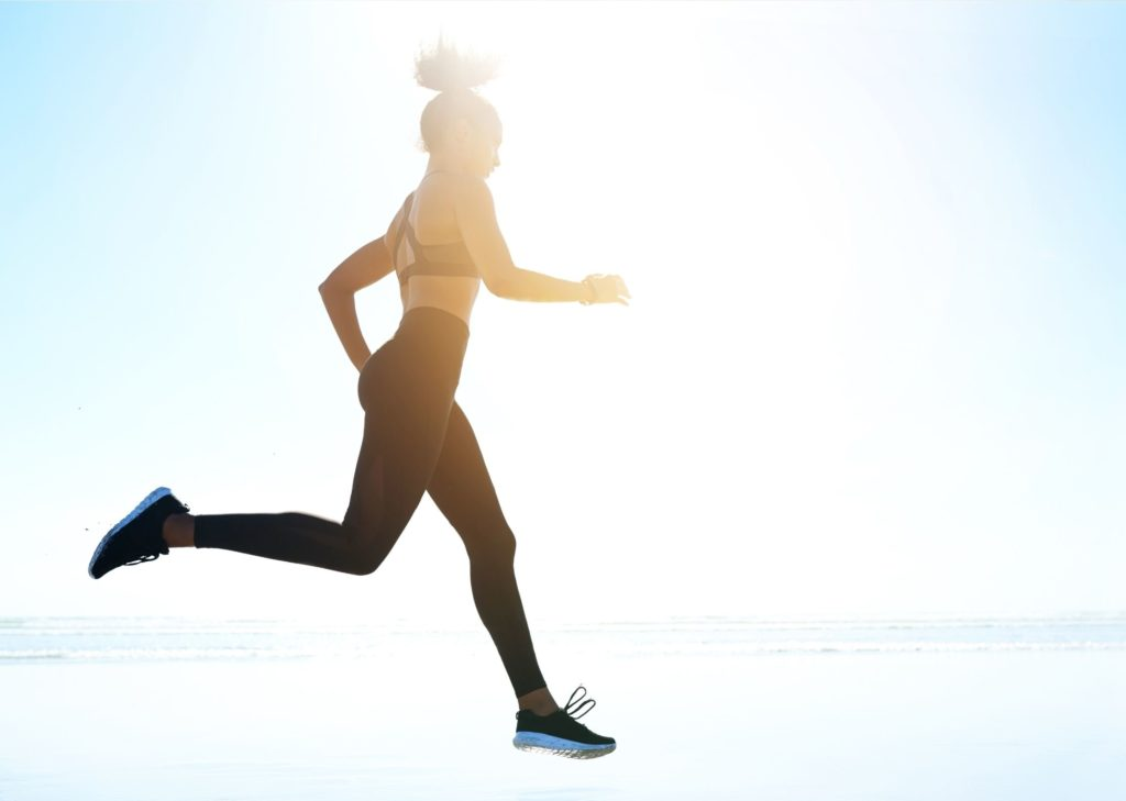 jogging matinale
